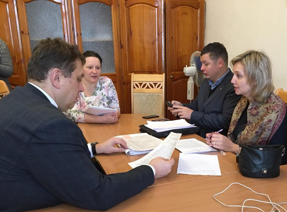 Федор Лугинин: «Дети-сироты должны получать нормальное жилье»