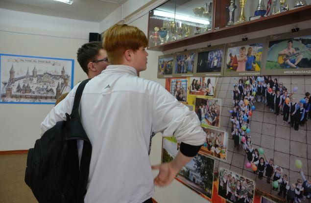 Передвижная экспозиция «Моя Гринландия» посетила Радужный