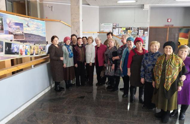 Выставка «Моя Гринландия» побывала в Вятских Полянах