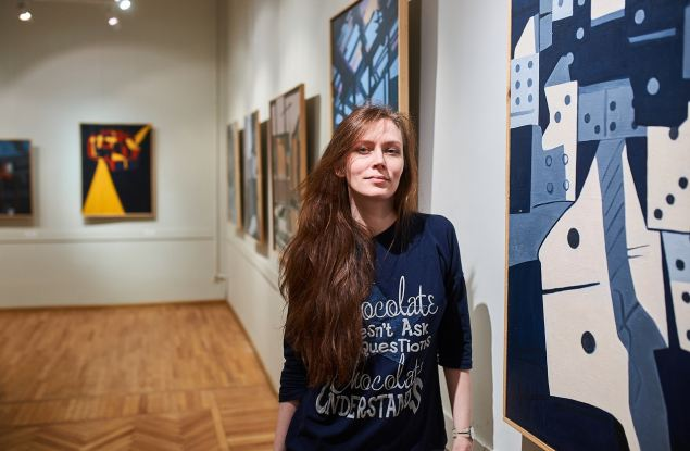 В Москве работает выставка художницы из Кирова