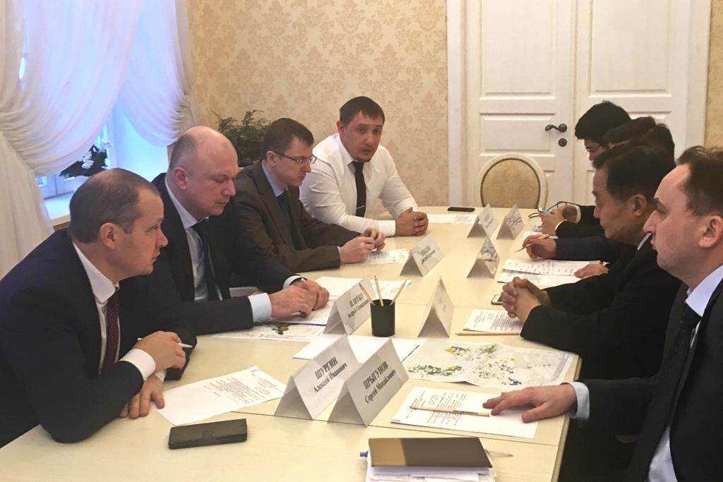В Кировской области китайцы построят целлюлозный завод