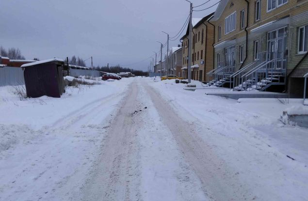 Общественность потребовала создания интерактивной карты уборки Кирова от снега