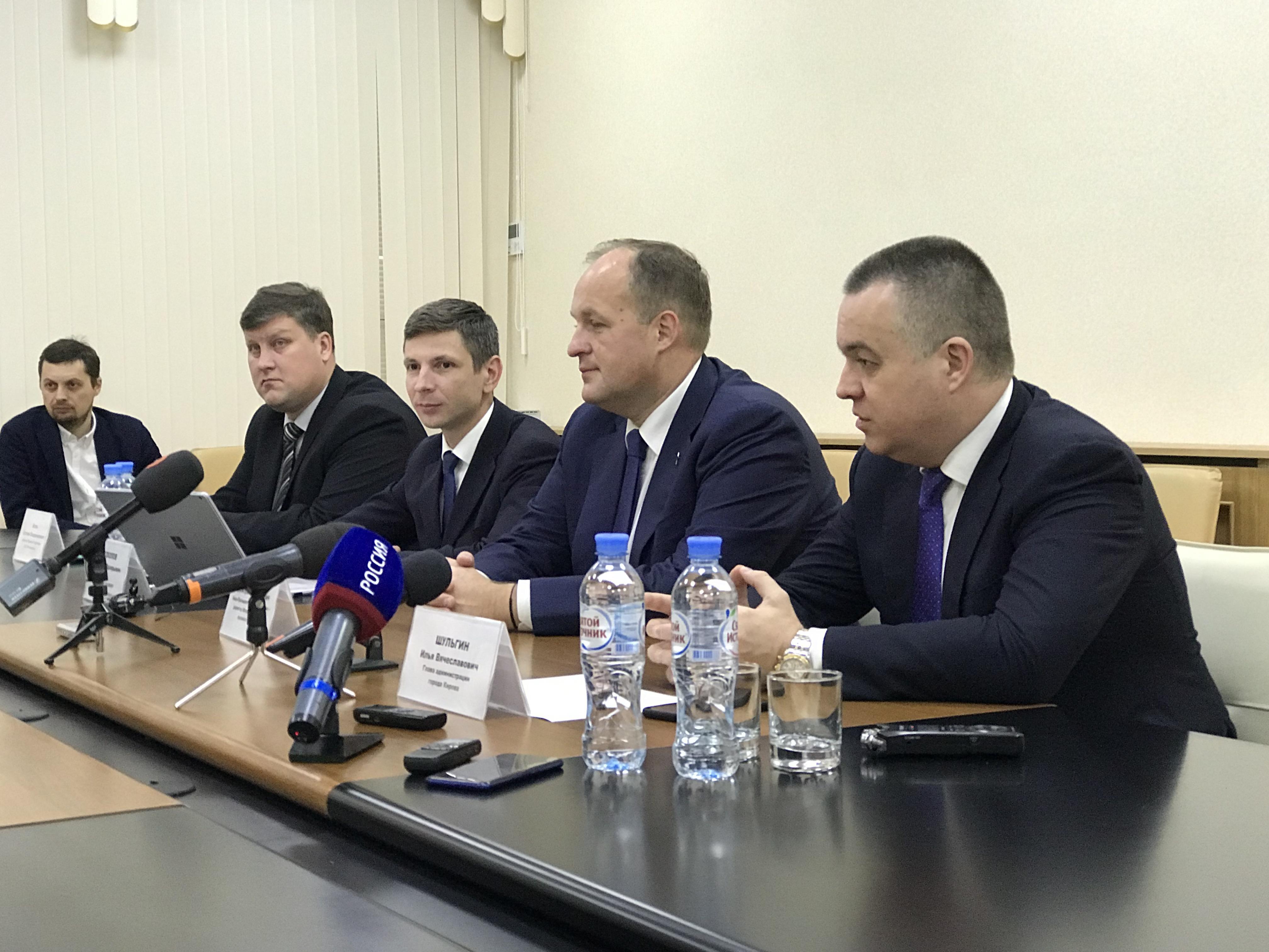 В Кирове заключен энергосервисный контракт: в таком масштабе он будет реализован впервые в России