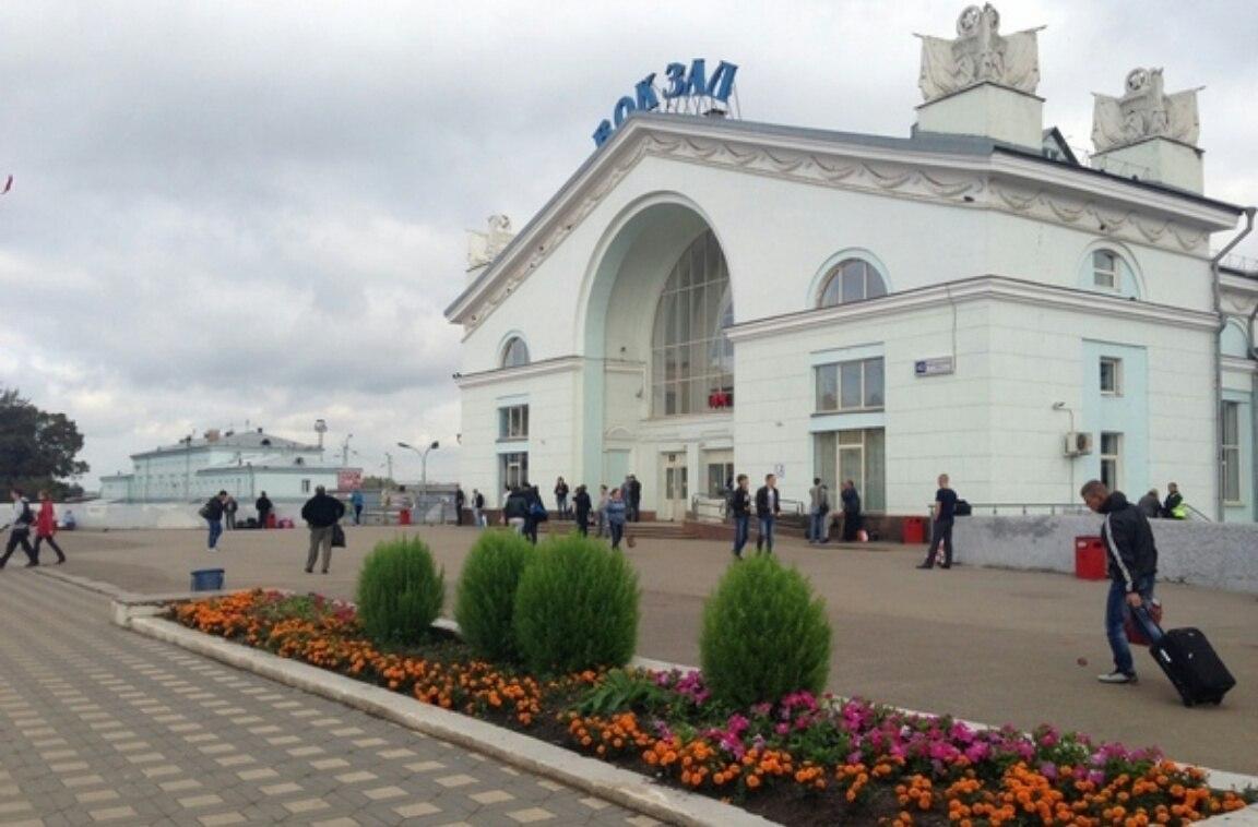 """Кировский железнодорожный вокзал стал частью """"Безопасного города"""""""