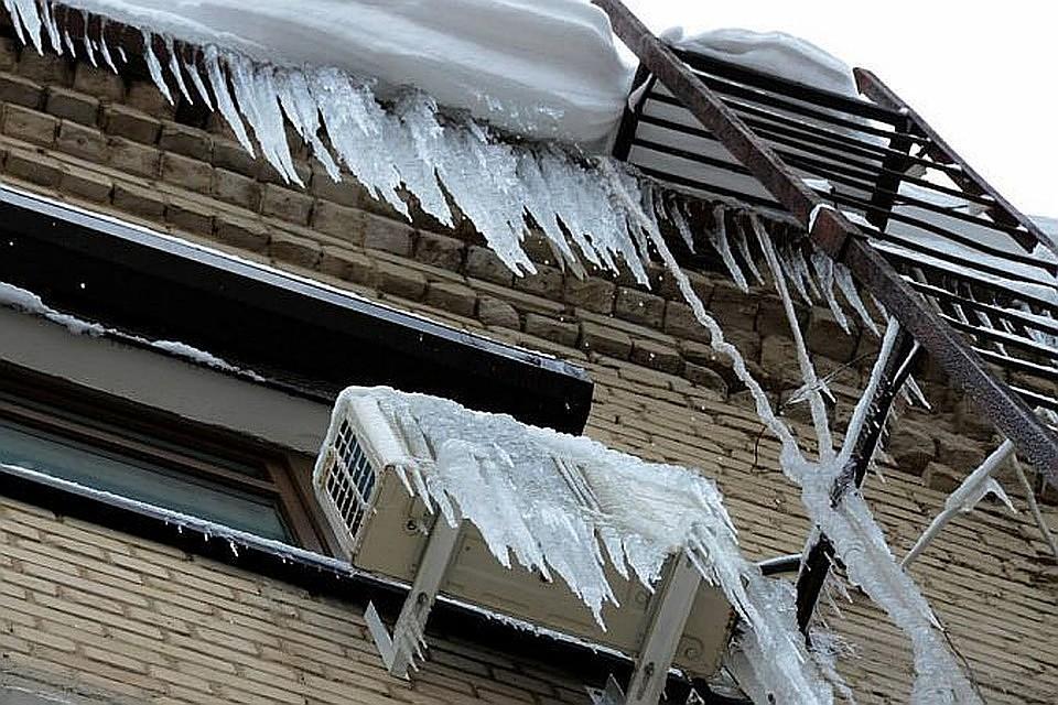 Рейды по очистке крыш в Кирове станут внезапными