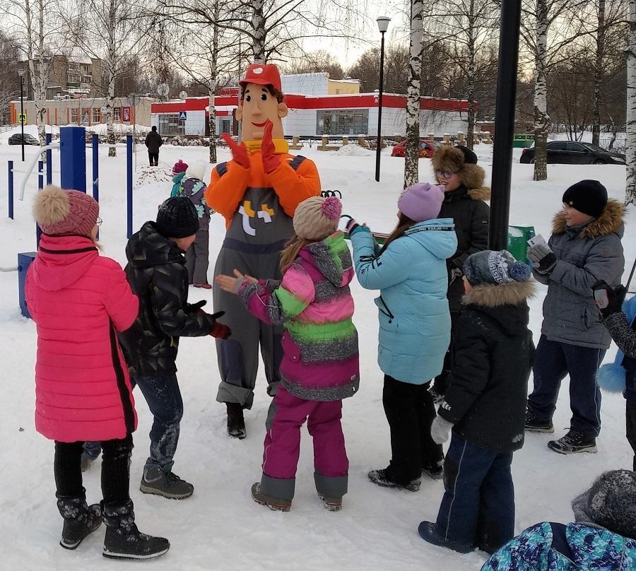 В Кирово-Чепецке открыта «Территория детства с «Т Плюс»