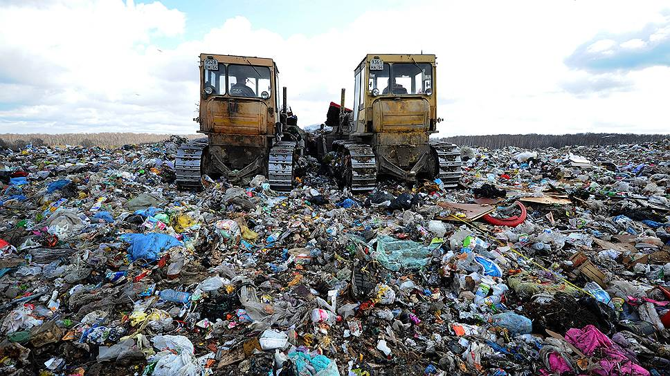 У многодетных семей в Кировской области нет льгот на оплату вывоза мусора