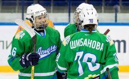 Путь к мировому успеху начался на кировском льду