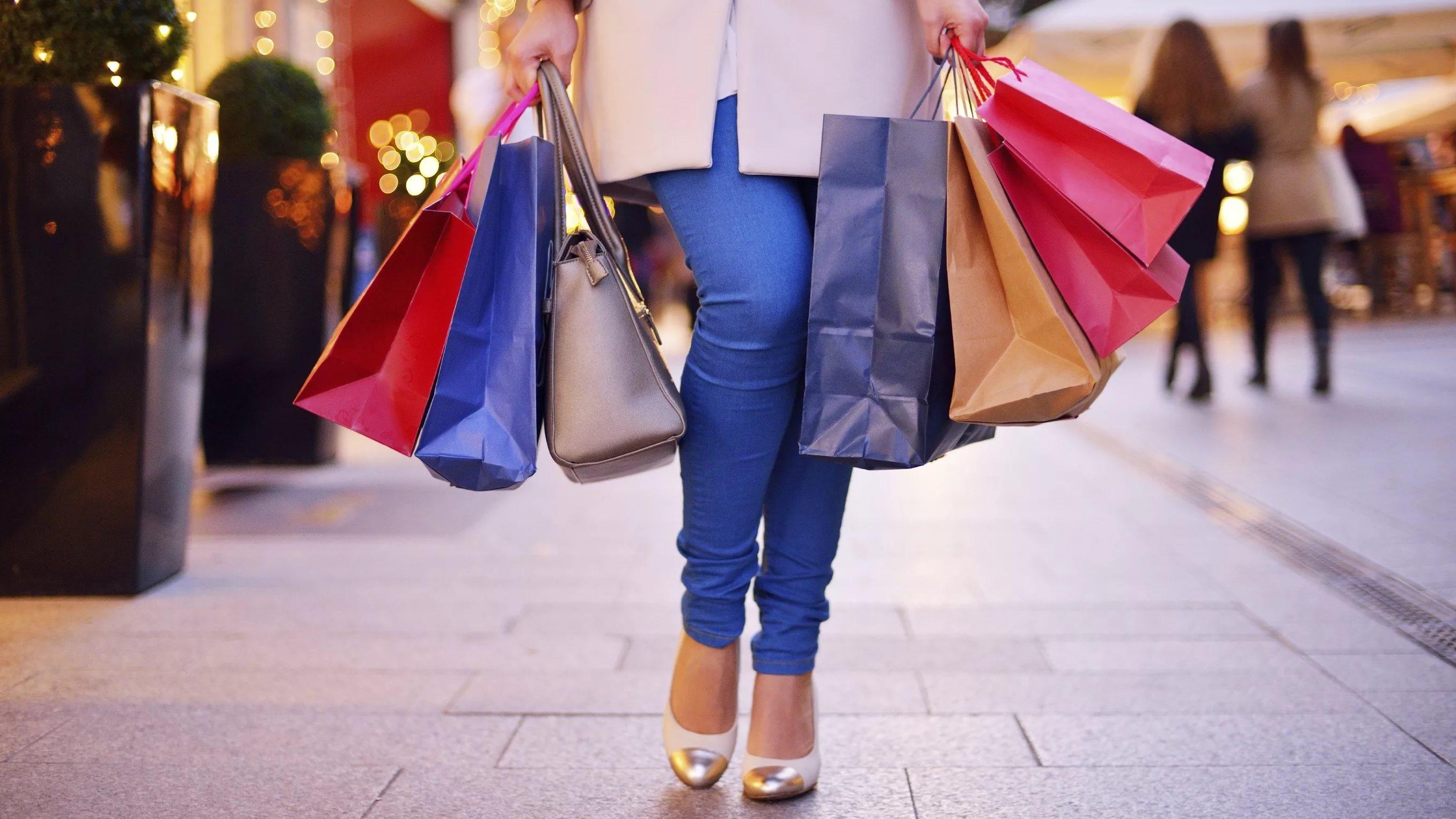 Спешим за покупками… Под землю?