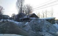 Подрядчиков «расслабило» относительно малое количество снега?