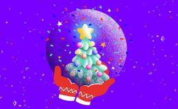 Новогодний мир киногрез «Ростелекома»