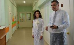 В Кирове от «свиного гриппа» вылечили ребенка