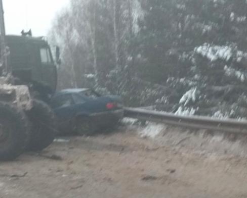 Кировский аэропорт отрезало от центра города
