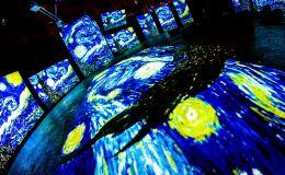 «Живые полотна» Ван Гога в Кирове