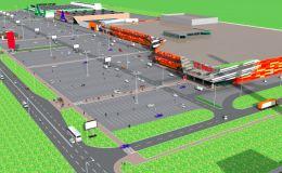 Компания «Макси» предлагает аренду в будущем ТРЦ на окраине Кирова