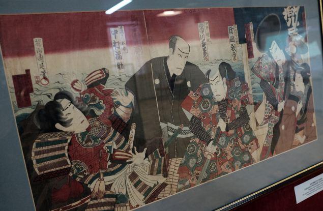 Встреча эпох. XIX век Японии предстает перед кировчанами