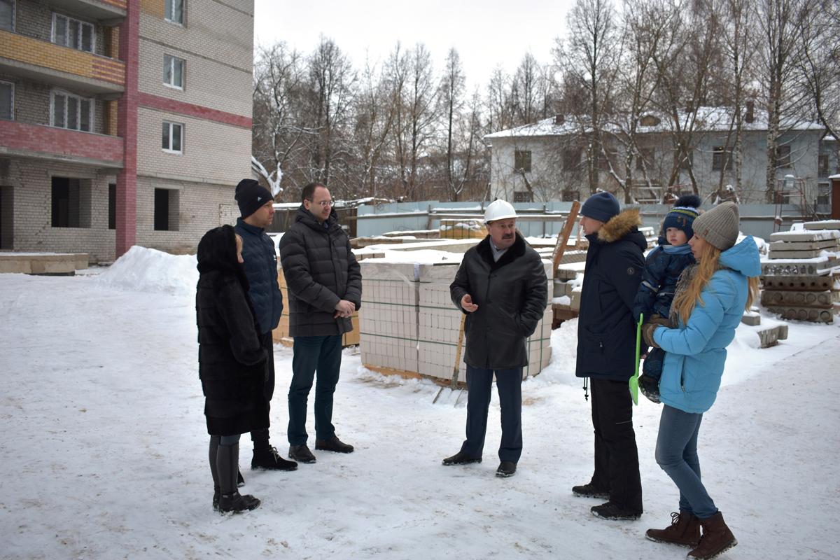 В Кирове застройщик-банкрот впервые сам завершит строительство дома