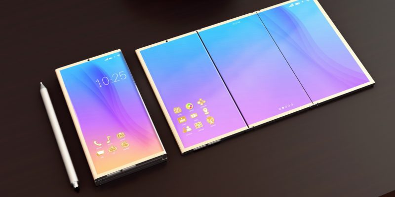 """""""Смартфон-раскладушка"""" от Xiaomi"""