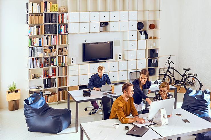 Образовательные учреждения выбирают безопасный интернет «Дом.ru Бизнес»