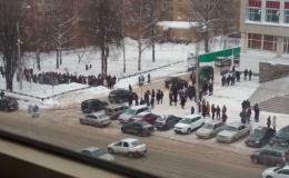 Полиция прокомментировала факты эвакуации зданий в центре Кирова