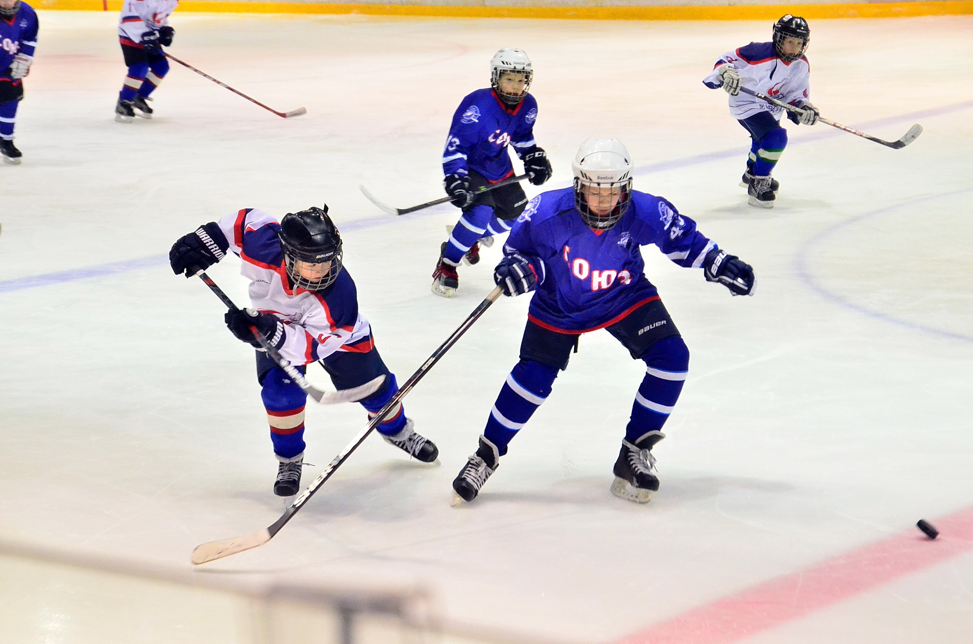В Кировской области проходит турнир «Золотая шайба» при поддержке «УРАЛХИМа»