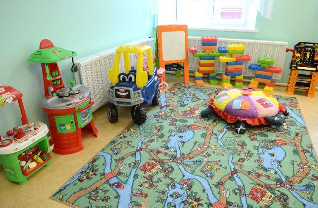 В детских садах появятся места для детей младше трех лет