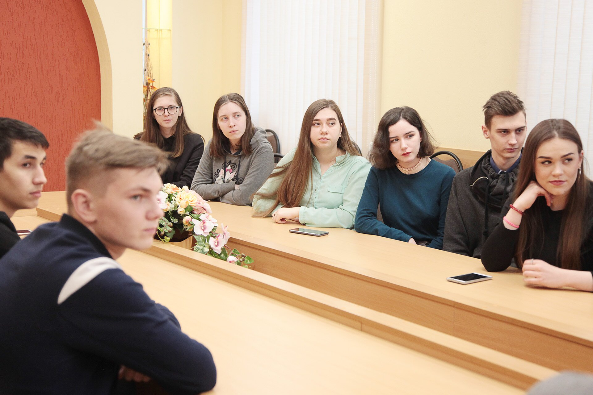 Студенты ВятГУ сказали свое «Слово о деле»