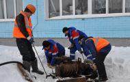 «РКС-Киров» обновляет канализацию больницы экстренной помощи