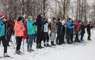 Студенты ВятГУ поддержали участников Универсиады