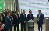 Игорь Васильев и Герман Греф встретились на экономическом форуме в Сочи