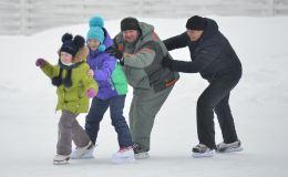 Кировчане активно отметили День зимних видов спорта