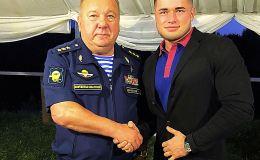 Павел Валенчук: «В понятие Отечество входит многое»