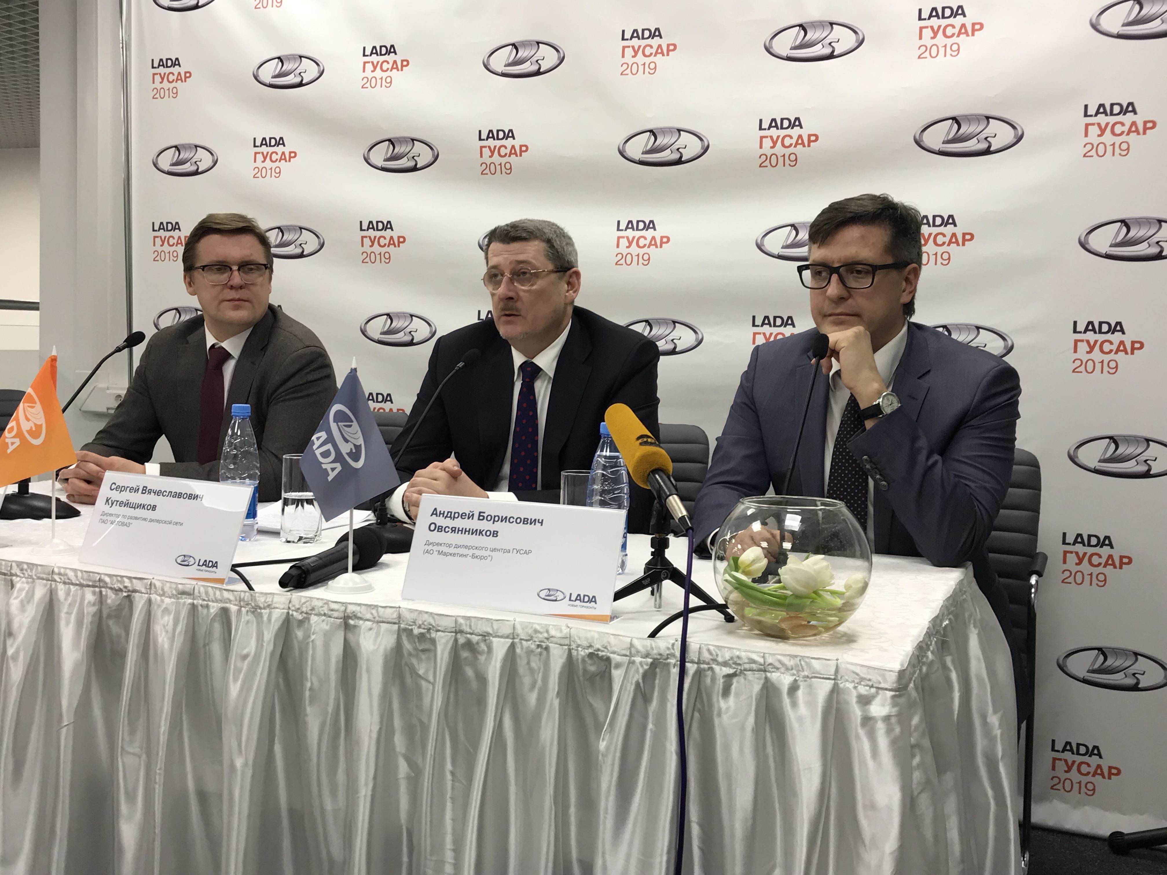 Киров посетили топ-менеджеры АВТОВАЗА