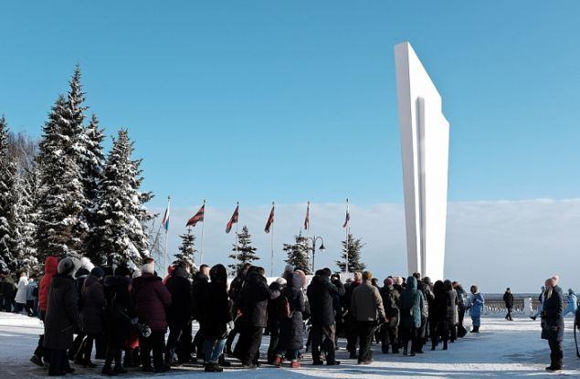 В Кировской области прошли торжественные мероприятия, посвященные Дню защитника Отечества