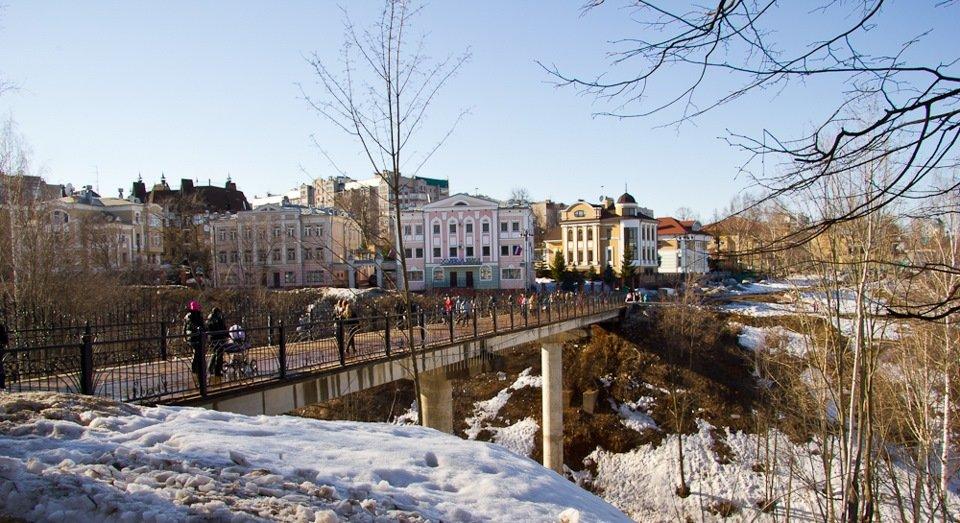 Погода в Кирове. Считаем дни до весны