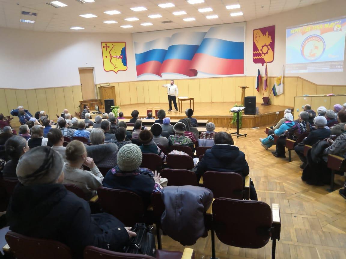 В Вятских Полянах зазвучали бардовские аккорды