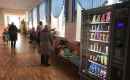 Илья Шульгин запретил устанавливать автоматы с едой и напитками в школах