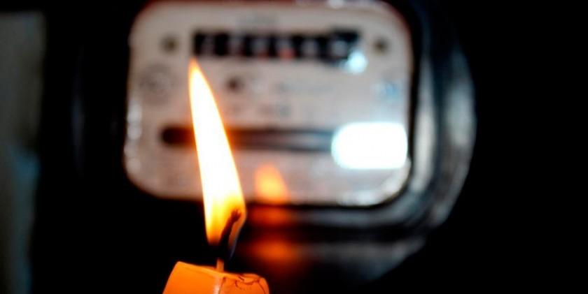 Более чем у 400 кировчан отключили электричество за долги