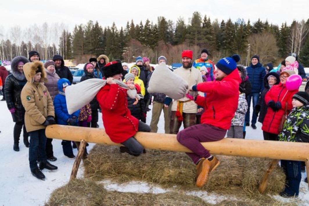 Масленичная неделя завершится народными гуляниями в Порошино