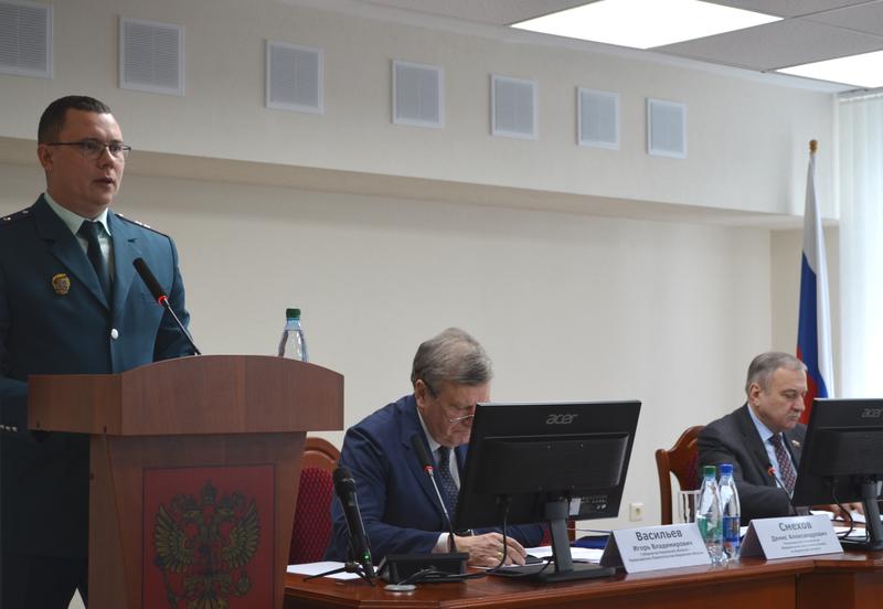 Кировские налоговики подвели итоги работы в 2018 году