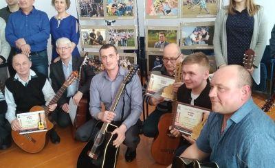 В Ныру вновь зазвучали гитары