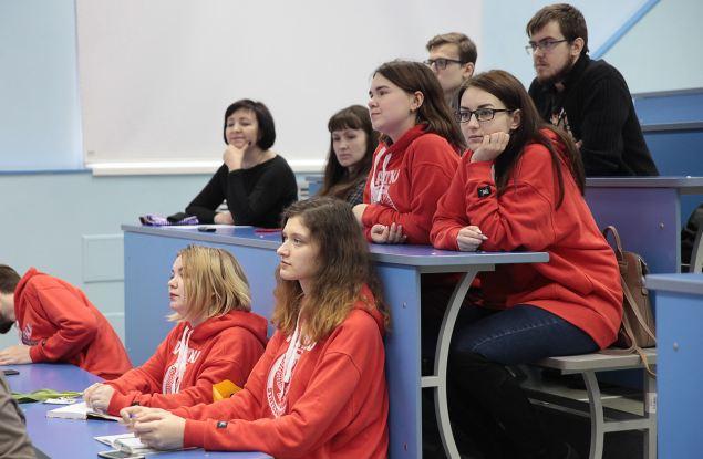 Студенты и администрация ВятГУ поговорили начистоту