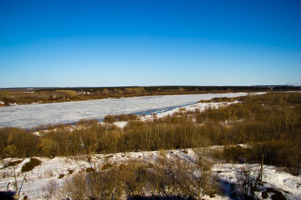 Погода в Кирове. Выходные у солнца начинаются с понедельника