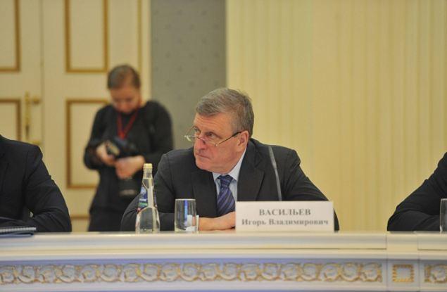 Игорь Васильев принял участие в совете при полномочном представителе президента РФ в ПФО