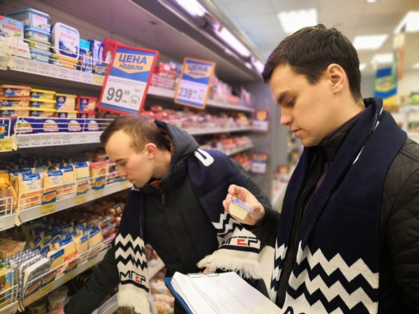 «Единая Россия» просит Роспотребнадзор провести проверку по нарушениям маркировки молочной продукции