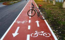 В Урванцево построят дороги с велосипедными полосами