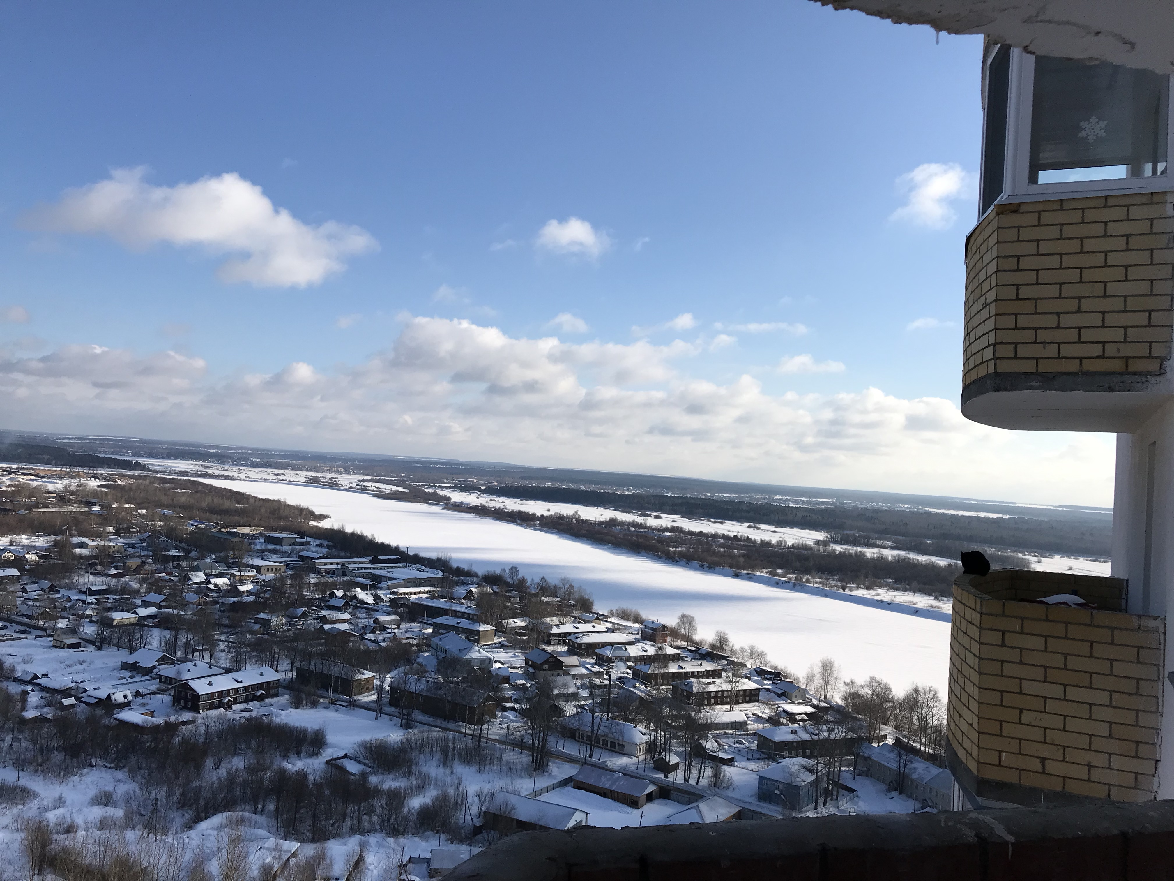 Средний апрель, или чего наобещали синоптики жителям Кировской области