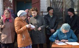 Ольга Сыкчина: Если деревни умирают -  значит -  это кому-нибудь нужно?!