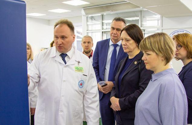 Новгородская область перенимает опыт кировского здравоохранения