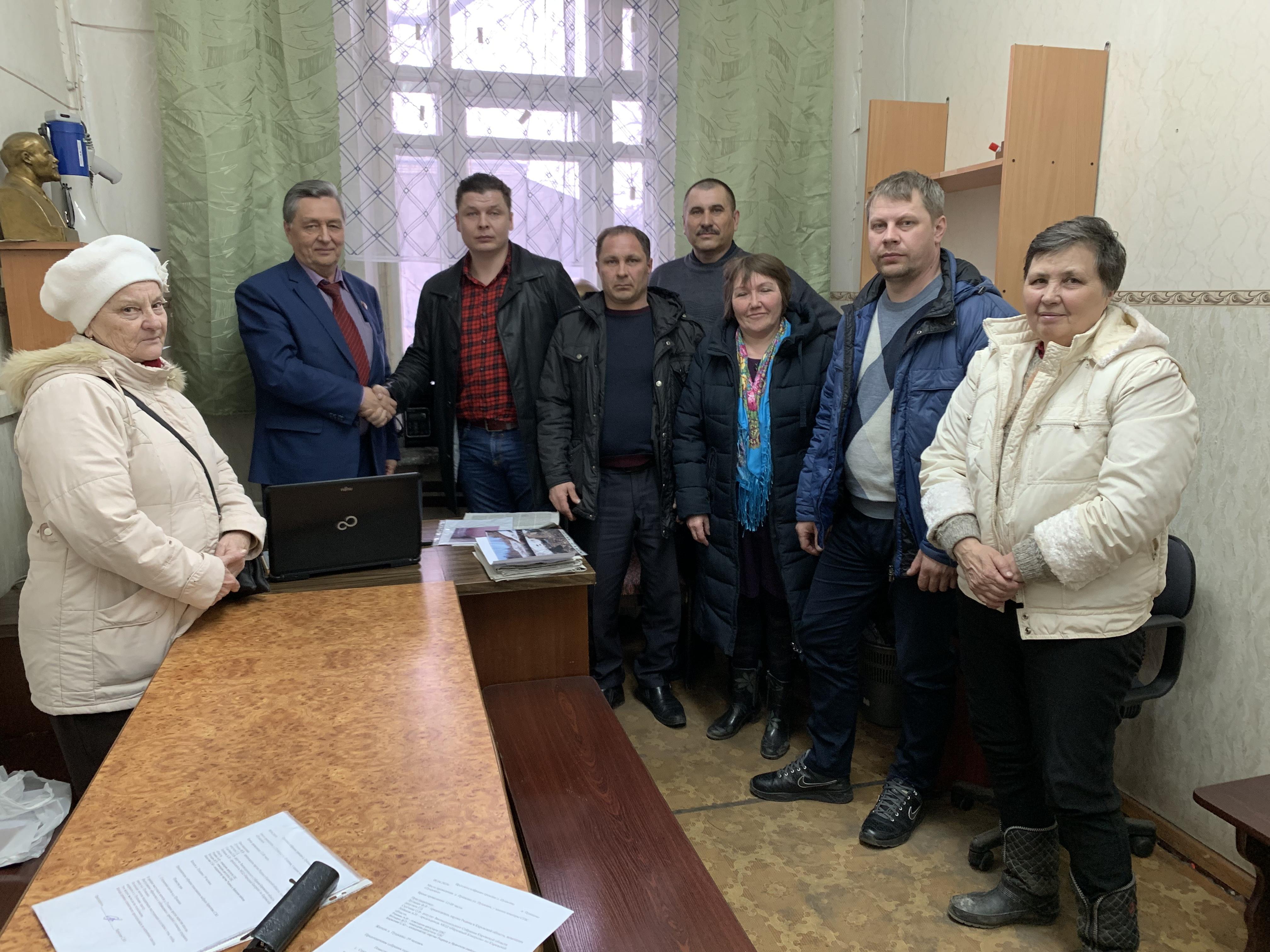 Федор Лугинин: Яранская общественность заставила власть считаться с собой